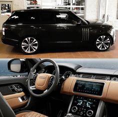 Luxury Exotic Sports Cars - World of luxury cars - Luxury Cars World - Exotic cars Range Rover Supercharged, Top Luxury Cars, Luxury Suv, Exotic Sports Cars, Exotic Cars, Lux Cars, Pink Cars, Offroader, Best Suv