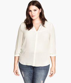 H&M+ Lace Blouse $34.95