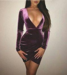 Imagem de dress, fashion, and purple