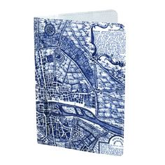 Paris Passport Holder, $17.99, now featured on Fab.