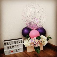 Balloon bouquet - Happy B-Day