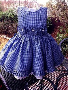 Couture Dress Baby Dress Toddler Dress Girl by ButterCreamDolls, $87.00
