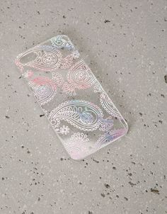 a27d0c338ea Carcasa relieve paisley multicolor iPhone 5/5s - Accesorios chica - Bershka  Mexico