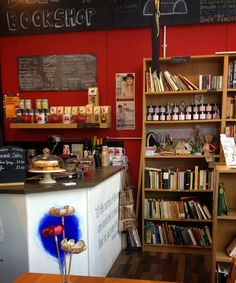 A big comfy blogpost about The Big Comfy Bookshop in Fargo Village, Coventry