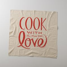 cook with the ones you love