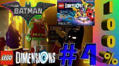 LEGO Dimension FR Story Pack 100% Batman Movie Episode #4
