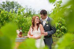 Romantic Italian Inspired Vineyard Shoot | wedding dress by Stella York