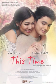 Watch This Time Jadine. Childhood friends Coby and Ava, who only see each other during summer vacations. As time passes, the characters develop feelings for each other but having a relationship long-distance is a great challenge for both. This Is Us Movie, Now And Then Movie, Viva Film, Movies In Theaters Now, Get Movies, Movies Free, Watch Movies, Pinoy Movies, James Reid