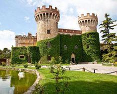 Castillo de Peralada (Cataluña)