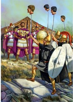 Pidna, el sol de Macedonia se apaga - Historia o leyenda
