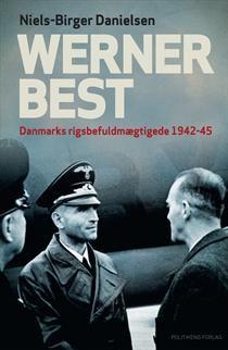 Werner Best - tysk rigsbefuldmægtiget i Danmark 1942-1945 af Niels-Birger Danielsen er den første danske biografi om Werner Best, som havde enorm betydning for besættelsesmagtens ledelse under Anden Verdenskrig.