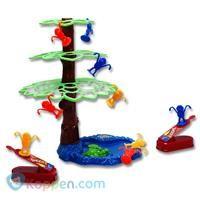 Spel Springende Apen - Koppen.com Dit spel springende apen is geschikt voor twee spelers. Wie schiet de meeste apen in de boom? Maak er een sport en spel van door degene die de meeste apen in de boom heeft geschoten te laten winnen. Geschikt voor kinderen vanaf drie jaar. - See more at: http://www.koppen.com/producten/product/spel-springende-apen#sthash.xedjGk6R.dpuf