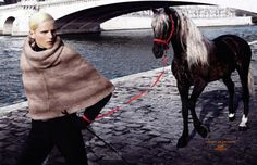 Hermès: L'Air de Paris 7, Publicis Etnous, Hermes, Print, Outdoor ...