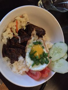 Amazing short ribs from PhoPhoPho in Glenwood South