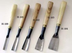 Hans Karlsson Gouges, the best money can buy, from the Country Workshops Store