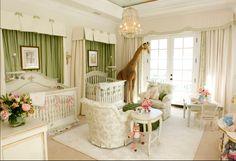 Hollywood Nurseries * Quartos de Bebé 'Hollywoodescos'