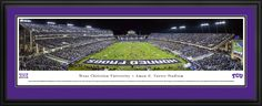 TCU Horned Frogs Panoramic Picture - Amon Carter Stadium $199.95