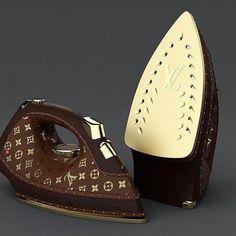 Louis Vuitton iron