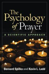 The Psychology of Prayer: A Scientific Approach