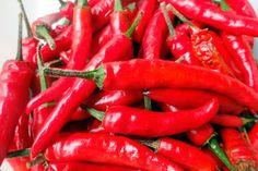 cook & LOVE: E quando te oferecem pimentas vermelhas???