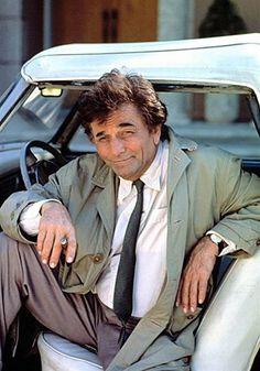 Peter Falk (16 settembre 1927 - 23 giugno 2011) ....... il mio tenente preferito... l'unico Colombo della mia vita...