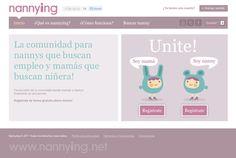 Nannying #Eurekas! Red social para que mamás y niñeras se contacten laboralmente