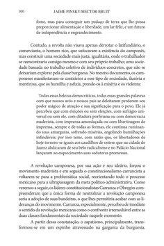 Página 100  Pressione a tecla A para ler o texto da página