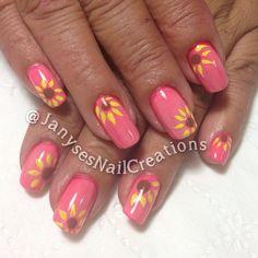 Instagram photo by janysesnailcreations #nail #nails #nailart