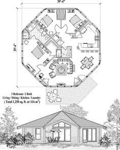 193 Best Round the round houses images | Round house, Dome ... Icf House Plans With Liveroof on