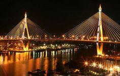 Vé máy bay đi Bangkok du lịch bằng thuyền