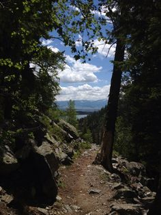 Hiking in the Grand Tetons