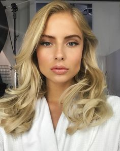 "96 Likes, 5 Comments - Zoey Stirrett (@zoeystirrett) on Instagram: ""⚡️THIS FACE TODAY! ⚡️MARGAUX⚡️ @margauxalexandra .....hair & makeup by me#hair #hairstyle #blonde…"""