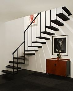 cast iron stair details