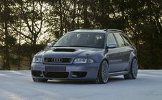 Audi B5 RS4
