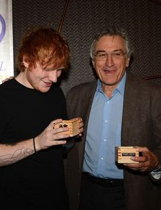When he looked so thrilled to be presented with a wooden box that our hearts almost couldn