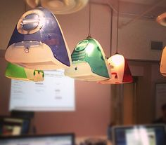 iMac Pendant lamp at G Adventures #Light, #Pendant