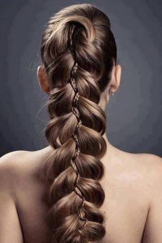 Hair Style.... For Ladies: