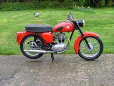 bsa motorcycles | BSA C15 1963