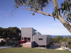 K House by Ashton Raggatt McDougall in Bellarine Peninsula, Victoria, Australia