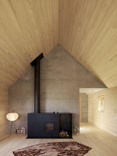 HOUSE BAUMLE by Bernardo Bader Architekten