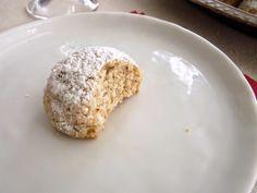 Hazelnut Crumble Cookies