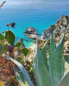 De ongerepte kustlijn van Calabrië