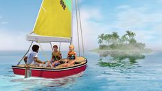 The Sims 3 Island Paradise Pictures