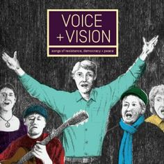 Voice & Vision - Songs Of Resistance, Democracy & Peace (2CD): Various Artists - propermusic.com  Legendary artists who have recorded for Topic Records including Ewan MacColl, Peggy Seeger, Norma Waterson, Martin Carthy, Pete Seeger, Louis Killen and Anne Briggs feature alongside newer voices like Fran Morter and Adam Rees, Kiti Theobald, Jack Forbes, and 17 year old Piers Haslam.