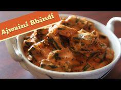 Ajwaini Tamatar Bhindi | Okra In Carom Spiced Tomato Sauce | Divine Taste With Anushruti - YouTube