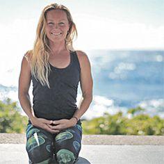 Rochelle Ballard: American professional champion surfer #YogaGirls #wsl #CelebrityYoga #YogaForLife #YogaFitness #HealthAndWellBeing #Om #Namaste
