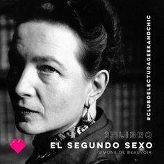 El tercer libro que leeremos en el #clubdelecturageekandchic es El segundo sexo - Simone de Beauvoir.  Todos quienes quieran leer el libro y quieran juntarse a comentar online pueden hacerlo. El 5 de abril a las 23 horas nos juntaremos a comentarlo a través de un en vivo por instagram (@geekandchic). La idea es motivarnos a leer a juntarnos a conversar y lo bello de esto es que no necesitan moverse de donde estén solo deben leer el libro y conectarse el 5/4 . Espero que les motive leer y…