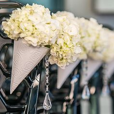 193 Best Pew And Chair Wedding Decor Images Wedding Decorations