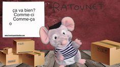 Ratounet sings Comment ça va?