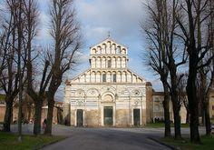 Chiesa di San Paolo a Ripa d'Arno, #Pisa #Tuscany #Italy